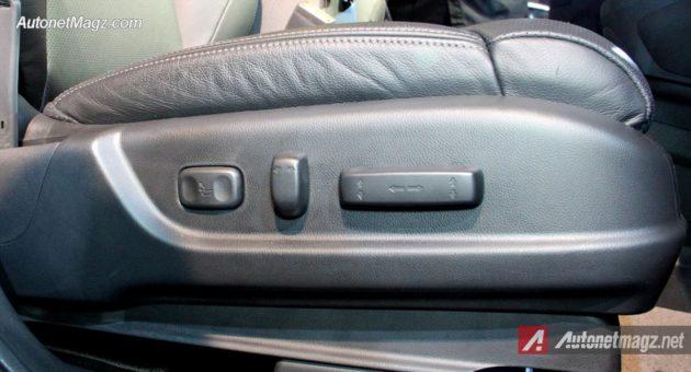 Electric-Seat-Honda-CRV-Facelift-2015