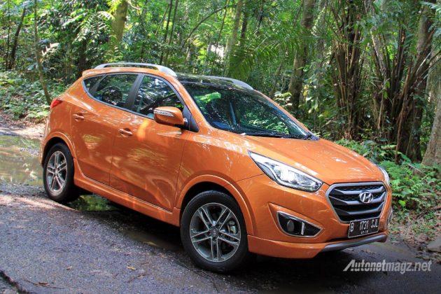 Fitur dan spesifikasi Hyundai Tucson baru new 2015