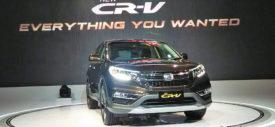 Harga dan spesifikasi Honda CR-V facelift baru 2015 Indonesia