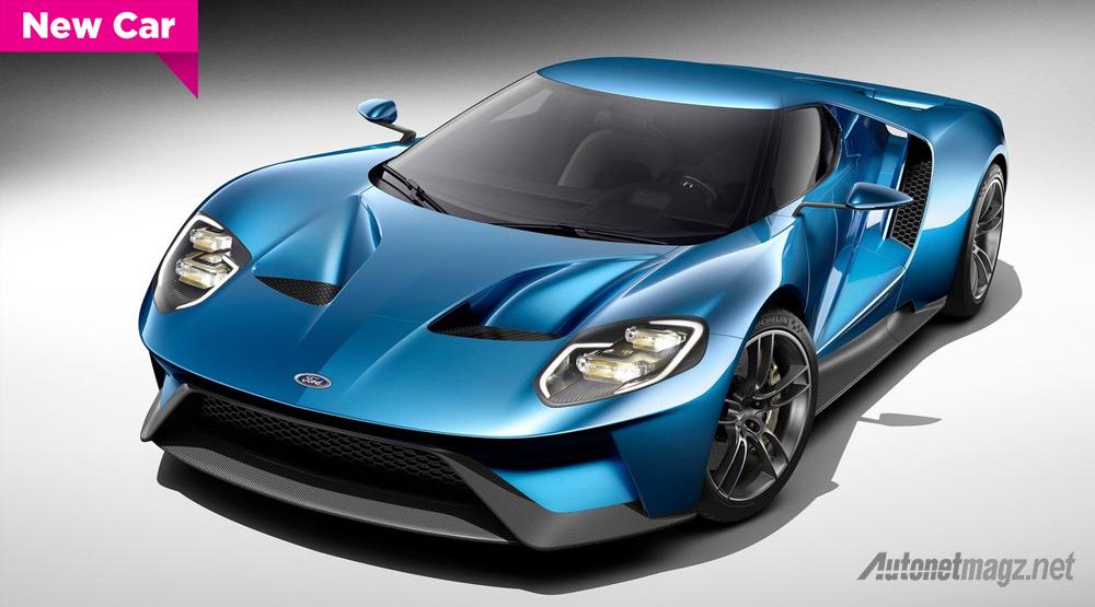 Autonetmagz Com Ford Gt Adalah Salah Satu Mobil Terbaik Dari Ford Sekaligus Menjadi Model Ikonik Mereka Dimulai Dengan Model Gt Di Abad  Dan