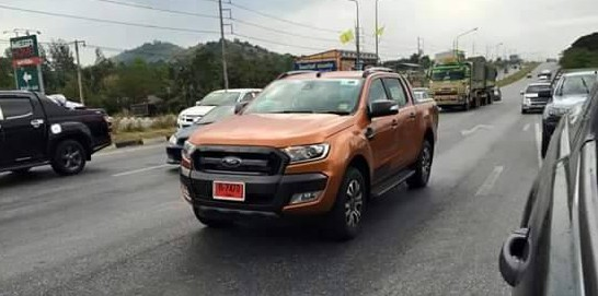 Ford Ranger Wildtrak Indonesia