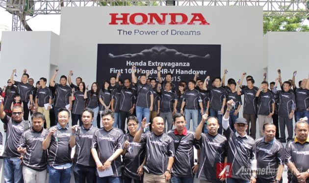 Honda-HR-V-Indonesia-100-First-Customers
