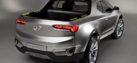 Hyundai Santa Cruz concept crossover truck