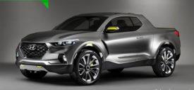 Wallpaper Hyundai Santa Cruz concept 2015