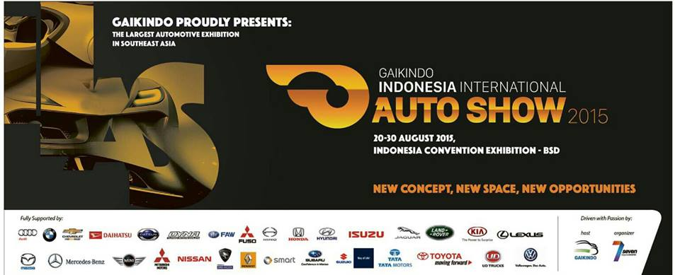 Indonesia International Auto Show