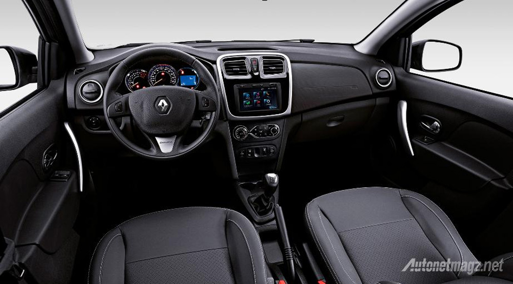 Interior-Renault-Logan