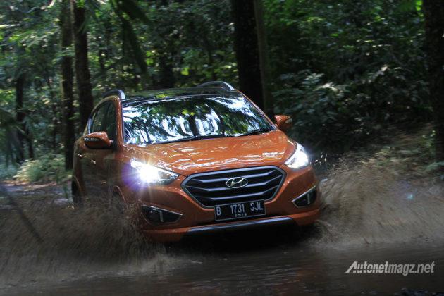 Kelebihan dan kekurangan mobil SUV Korea Hyundai Tucson