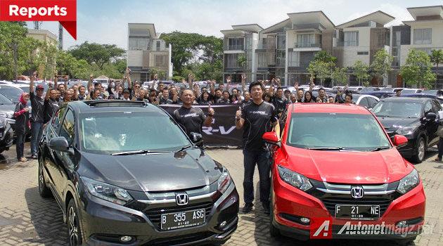 Klub Honda HR-V club Indonesia