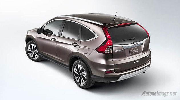 New Honda CR-V facelift 2015 Indonesia fitur