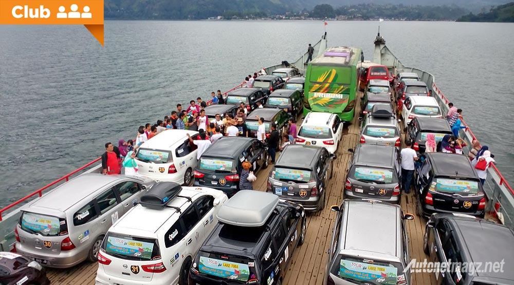 Nissan Livina Club Indonesia turing ke Riau