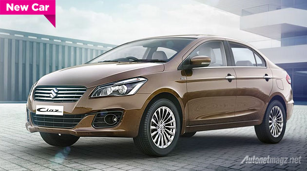 Suzuki Ciaz type Z+ the next All New Baleno 2015