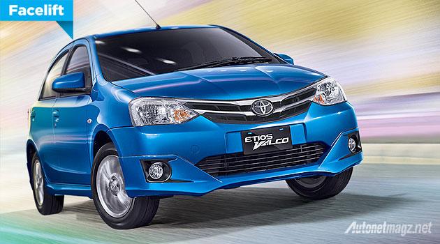 Toyota Etios Valco facelift 2015