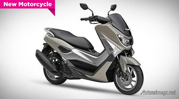 Yamaha NMax skutik baru Yamaha Indonesia 155 cc