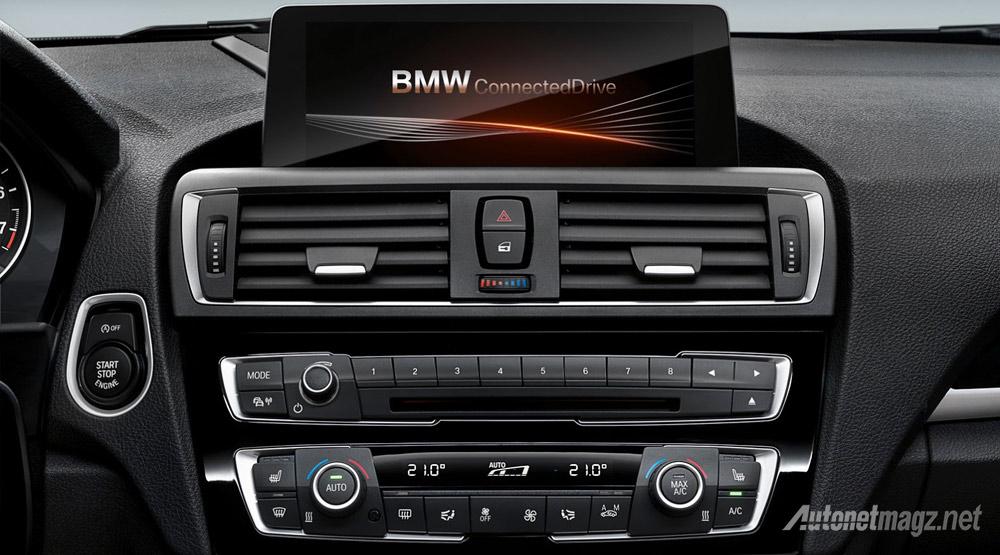 Berita, BMW-Connected-Drive: BMW Seri 1 Facelift Pilihan Mesinnya Makin Banyak, Manakah Pilihanmu?