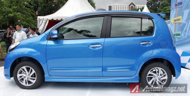 Fitur dan spesifikasi Daihatsu Sirion baru 2015 facelift