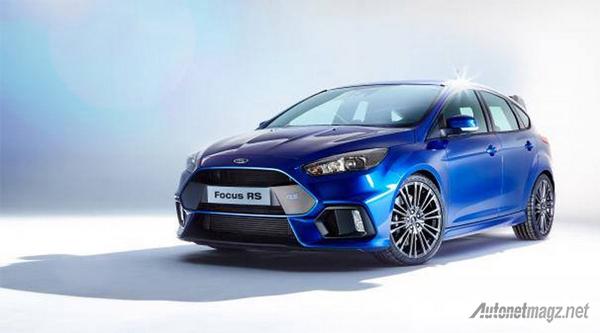 Ford Focus Rs Hp >> Ford Focus Rs Terbaru Makin Beringas Dengan Tenaga 330 Hp