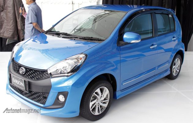 Harga Sirion baru 2015 facelift Daihatsu Indonesia