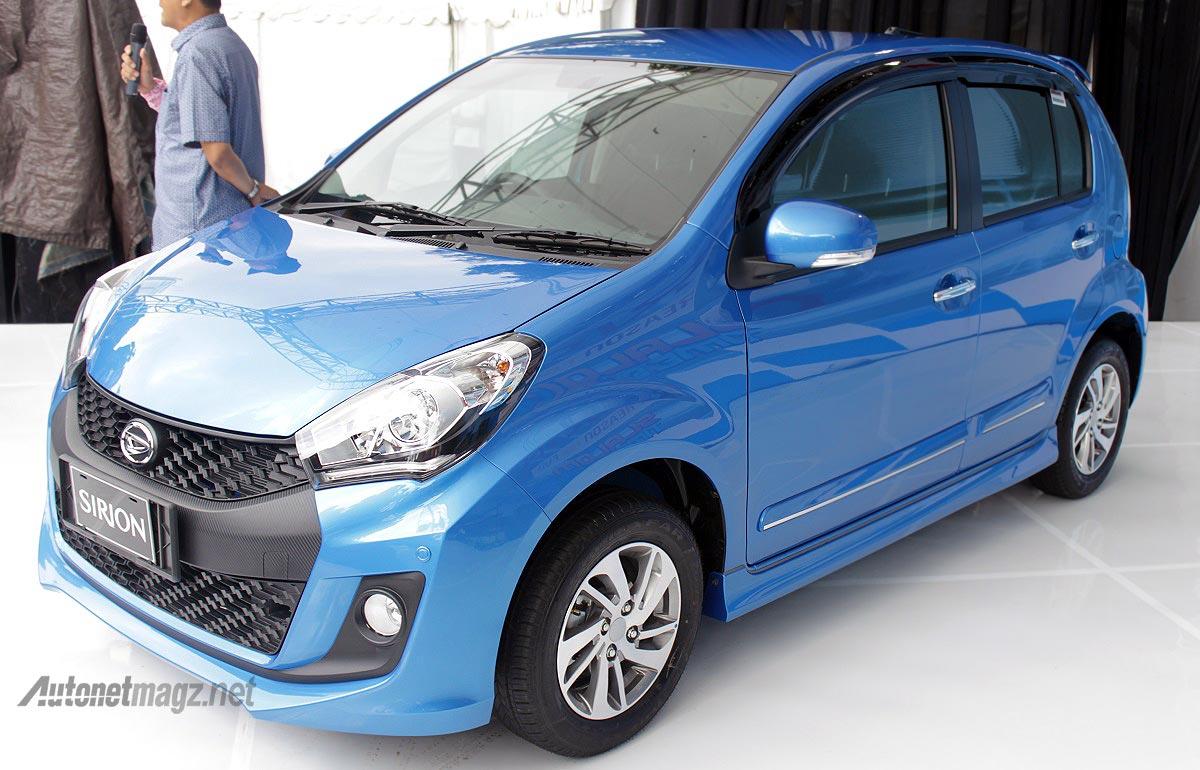 Harga Sirion baru 2020 facelift Daihatsu Indonesia