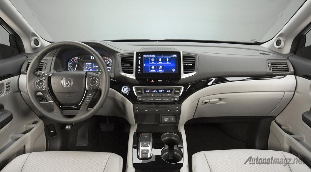 Interior-Honda-Pilot