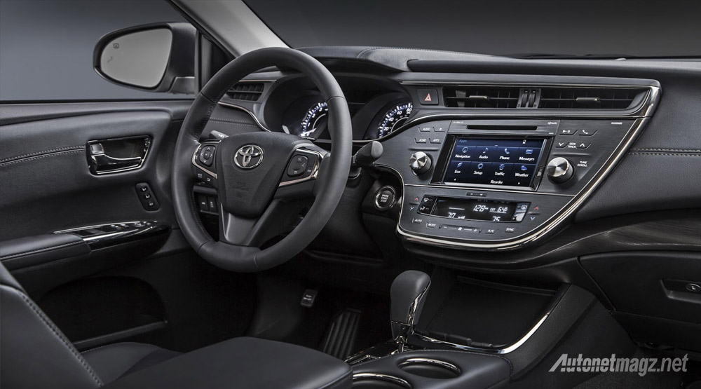 Interior-Toyota-Avalon-2016