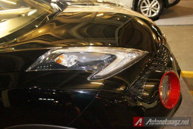 Lampu Nissan Juke baru facelift 2015