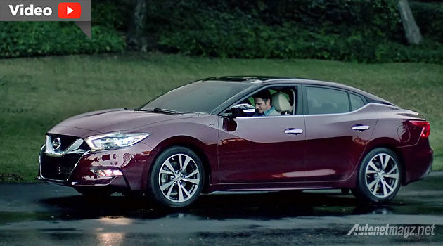 Nissan Maxima 2016 production version