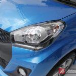 Berita, Projector Headlamp Dan Lampu LED Stripe Daihatsu Sirion 2015: First Impression Review Daihatsu Sirion Facelift 2015 oleh AutonetMagz