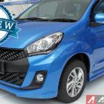Berita, Review Daihatsu Sirion Baru Atau Perodua Myvi Advande: First Impression Review Daihatsu Sirion Facelift 2015 oleh AutonetMagz