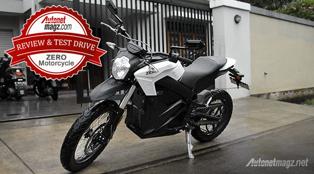 Review Zero DS Indonesia motor listrik test ride