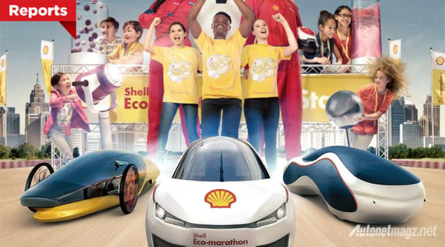 Shell Eco Marathon 2015