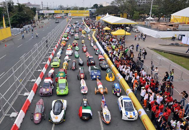 Shell Eco Marathon Asia 2015