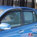Berita, Talang Air Asesoris Daihatsu Sirion Side Visor: First Impression Review Daihatsu Sirion Facelift 2015 oleh AutonetMagz