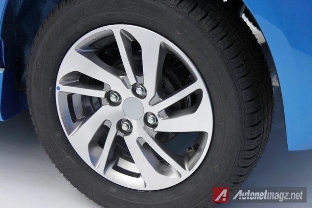 Velg OEM Daihatsu Sirion baru 2015 facelift