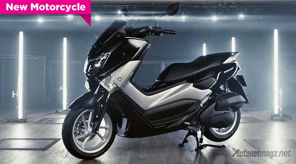 Yamaha NMax harga dan spesifikasi spek