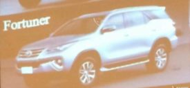 Toyota Fortuner baru 2015 all new