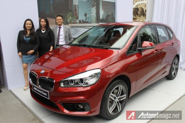 2015 BMW 2-Series Active Tourer Launching
