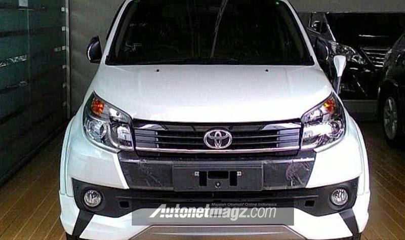 Ini Detail Foto Toyota Rush Trd Sportivo Facelift 2015 Terbaru Autonetmagz