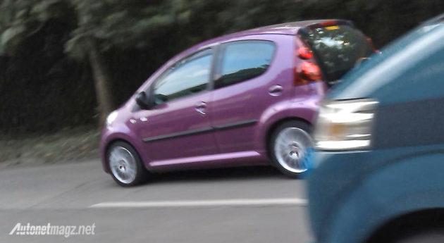 Harga Peugeot 107 Indonesia