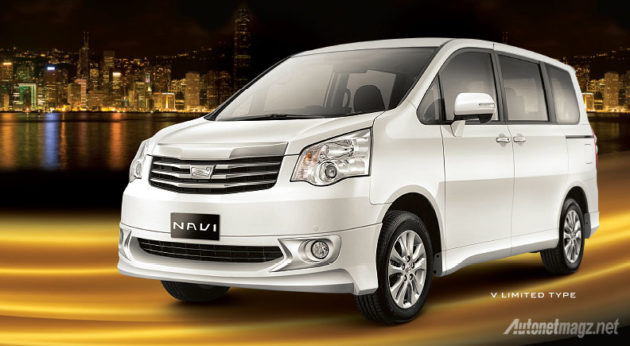 Harga Toyota Nav1 Indonesia