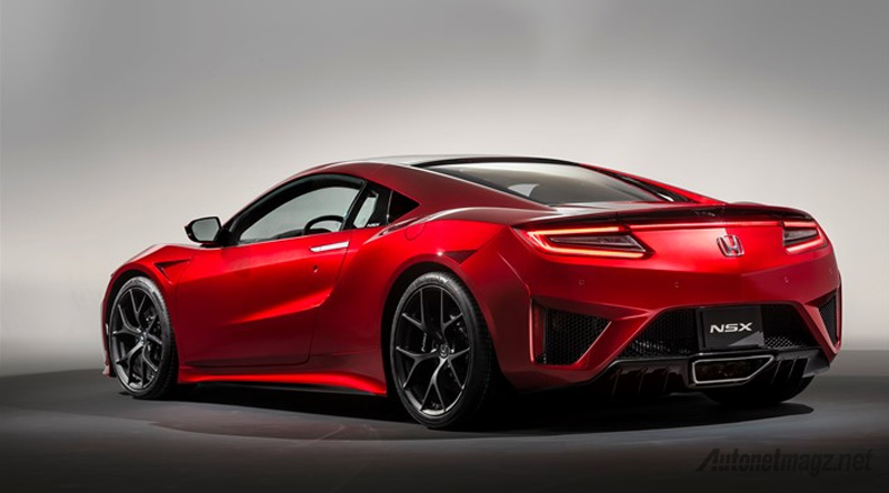 2018 acura nsx type r price. plain 2018 hondansxbelakang and 2018 acura nsx type r price