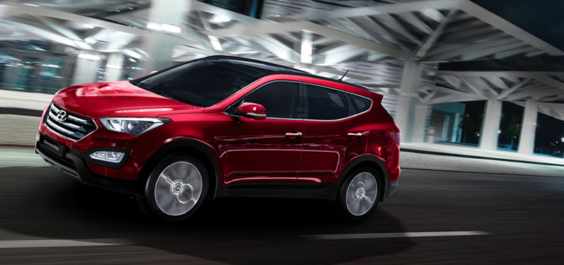 Hyundai, Hyundai-Santa-Fe-D-Spec: Hari Ini Hyundai Santa Fe D-Spec 2015 Diluncurkan!