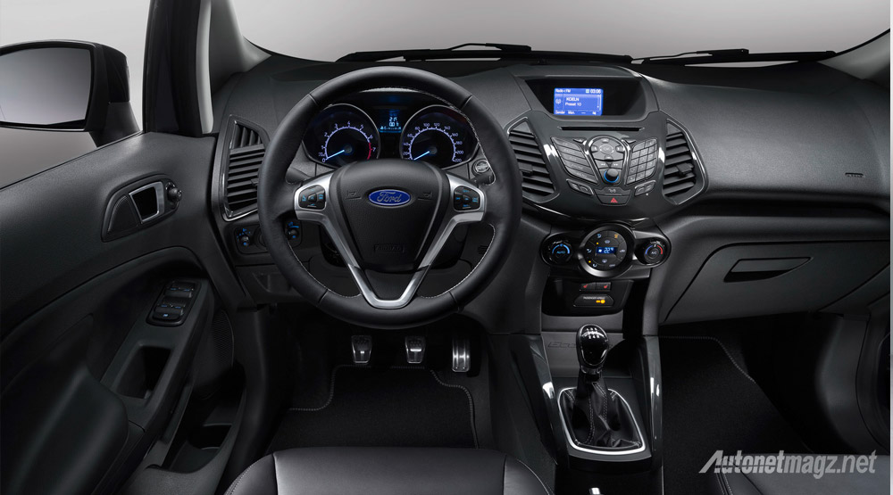 Interior-Ford-EcoSport-facelift-2016