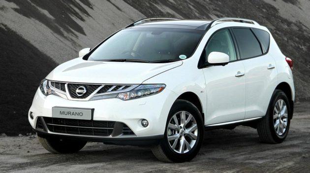 Nissan Murano Indonesia