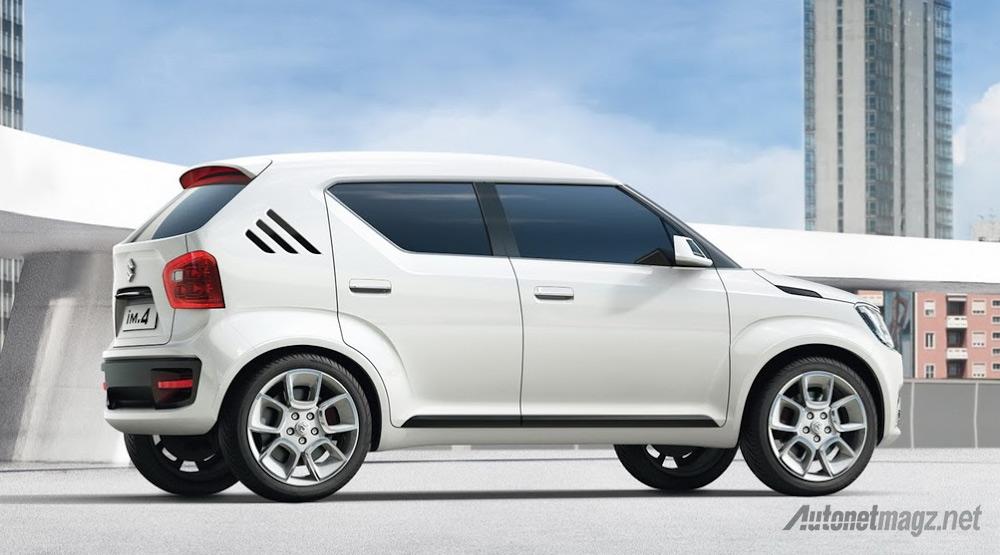 Small-crossover-baru-Suzuki-iM4