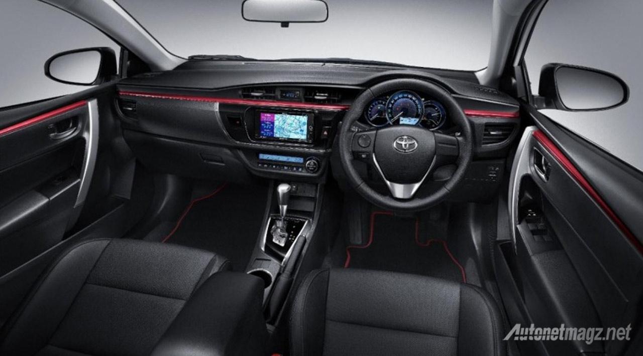 Toyota-Corolla-Altis-ESport-Nurburgring-Edition-Interior