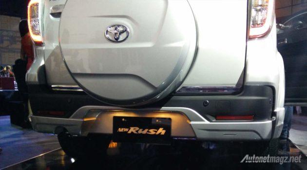 bumper-belakang-toyota-rush-facelift