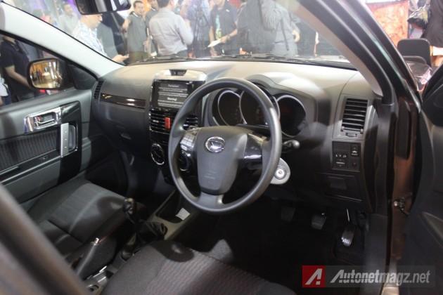 kabin Daihatsu Terios facelift