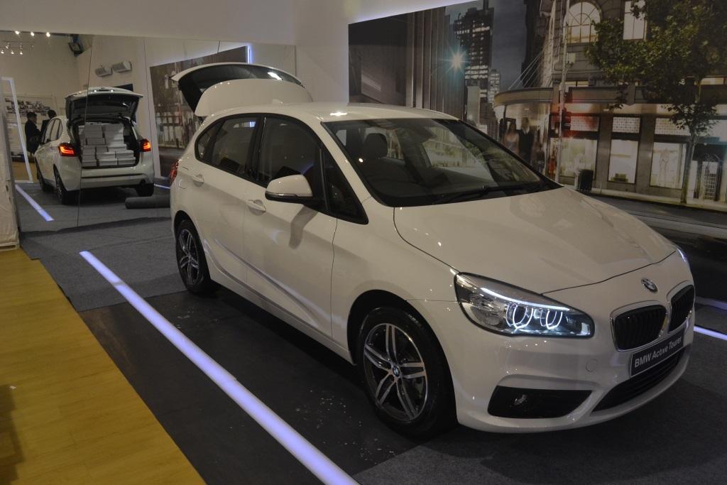 Berita, BMW Active Tourer Exhibition_Indonesia: BMW Active Tourer Exhibition 2015, Untuk Memperkenalkan New 2-Series Active Tourer Kepada Publik