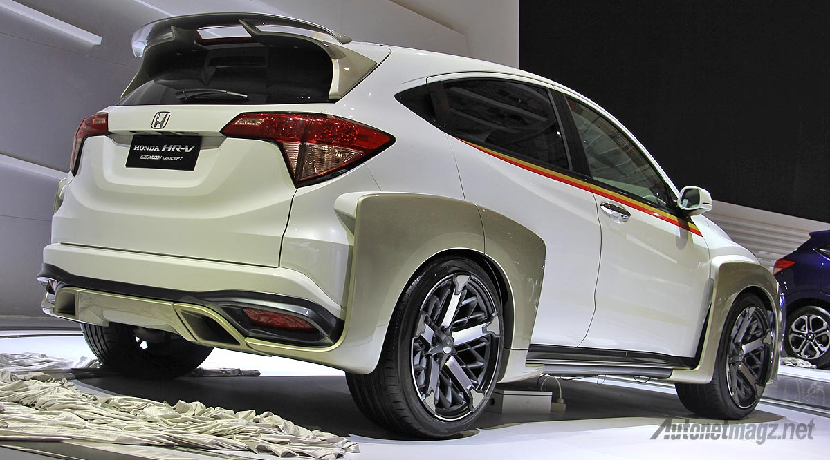 Body kit Honda HR-V Mugen bodykit HRV