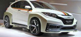 Body kit Honda HR-V Mugen bodykit HRV